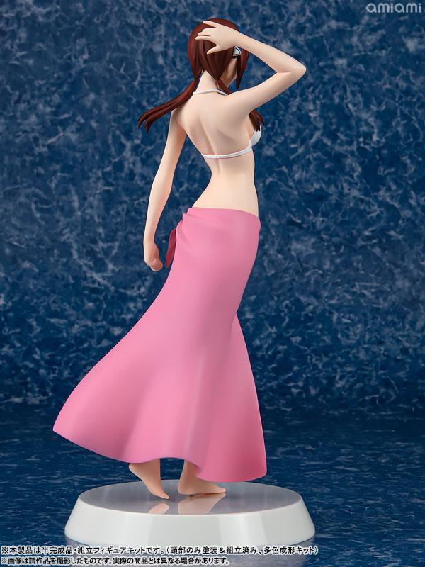Assemble Heroines Rebuild of Evangelion Mari Makinami Illustrious [Summer Queens] Assembly Style Figure