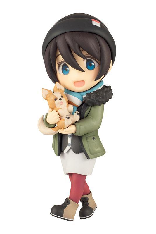 Yuru Camp SEASON 2 Mini Figure Ena Saitou [Season 2 Ver.]