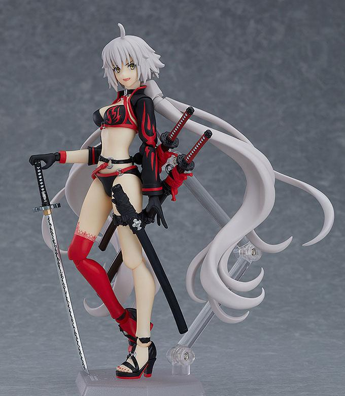 figma Fate/Grand Order Berserker/Jeanne d'Arc [Alter] 0