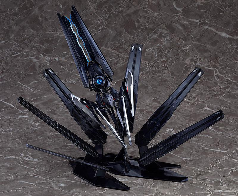 BEATLESS Lacia 2018 (BLACK MONOLITH) Deployed Ver. 1/8 Complete Figure 2
