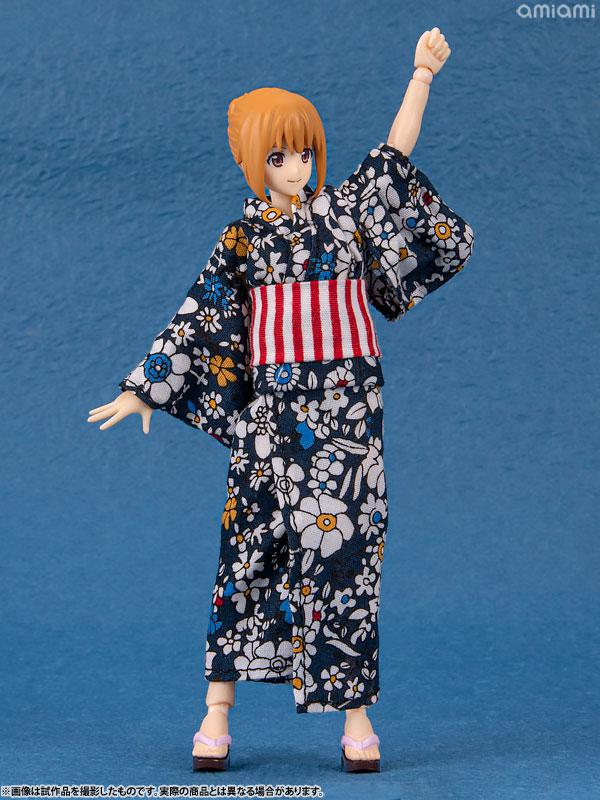 figma Styles Female Body (Emily) with Yukata Outfit 4