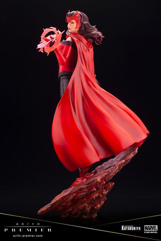 ARTFX PREMIER MARVEL UNIVERSE Scarlet Witch 1/10 Easy Assembly Kit