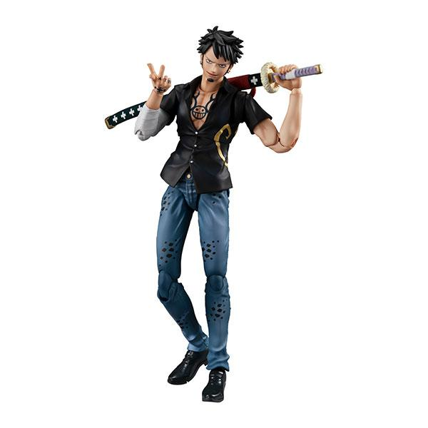 Variable Action Heroes ONE PIECE Trafalgar Law Ver.2 Action Figure 1