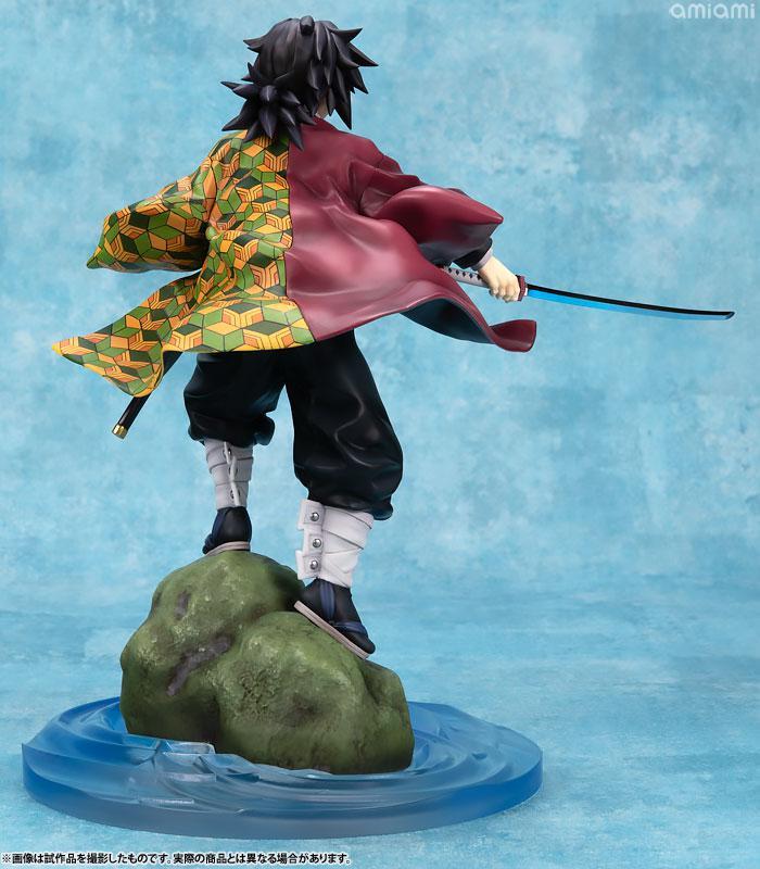 G.E.M. Series Kimetsu no Yaiba Giyu Tomioka Complete Figure