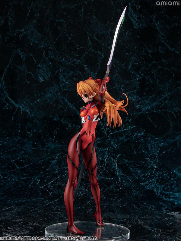 Evangelion: 3.0+1.0 Thrice Upon a Time Asuka Langley Shikinami [EVA 2020] 1/6 Complete Figure