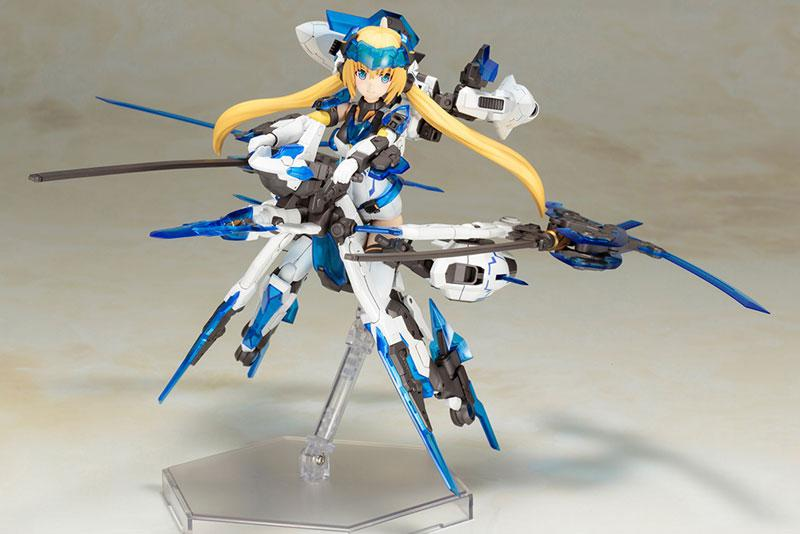 Frame Arms Girl HRESVELGR=ATER Plastic Model