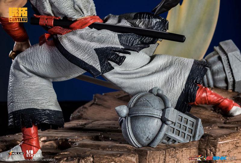 Samurai Shodown 2/ Haohmaru 1/8 Statue 14
