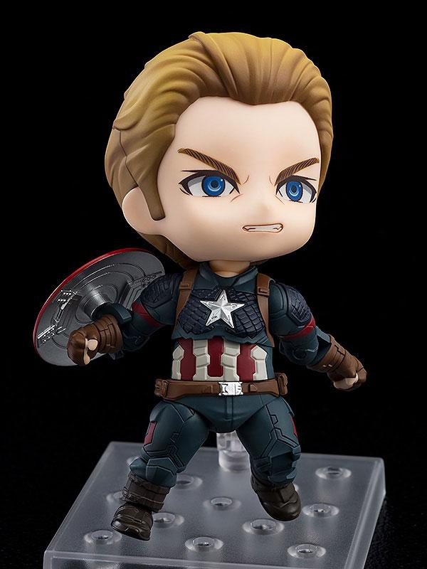 Nendoroid Avengers Captain America Endgame Edition Standard Ver. 2