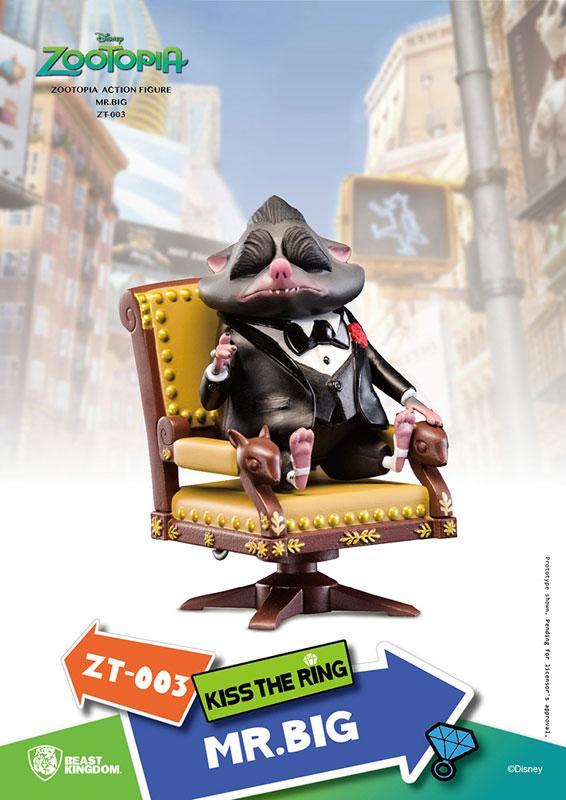 """Zootopia"" Action Figure: Mr. Big product"