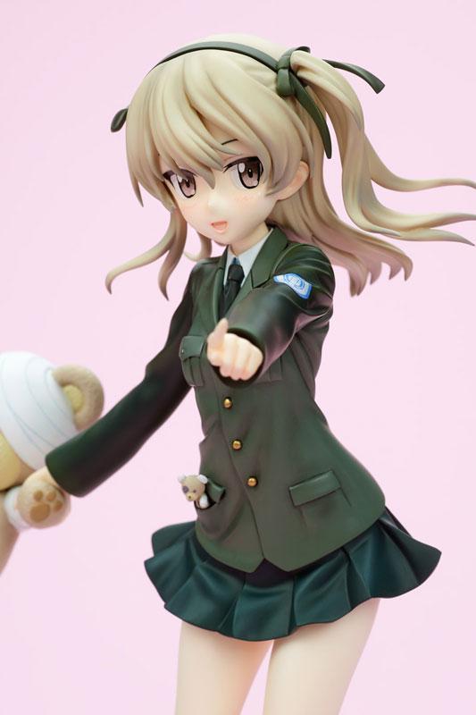DreamTech Girls und Panzer Alice Shimada [Panzer Jacket Ver.] 1/8 Complete Figure 6