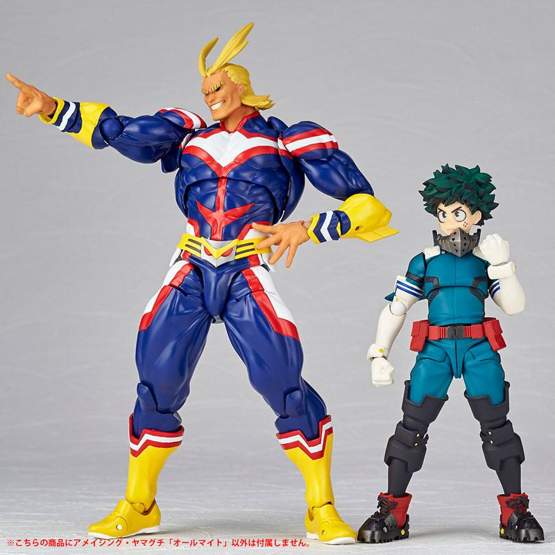 Figure Complex Amazing Yamaguchi No.019 My Hero Academia All Might 13