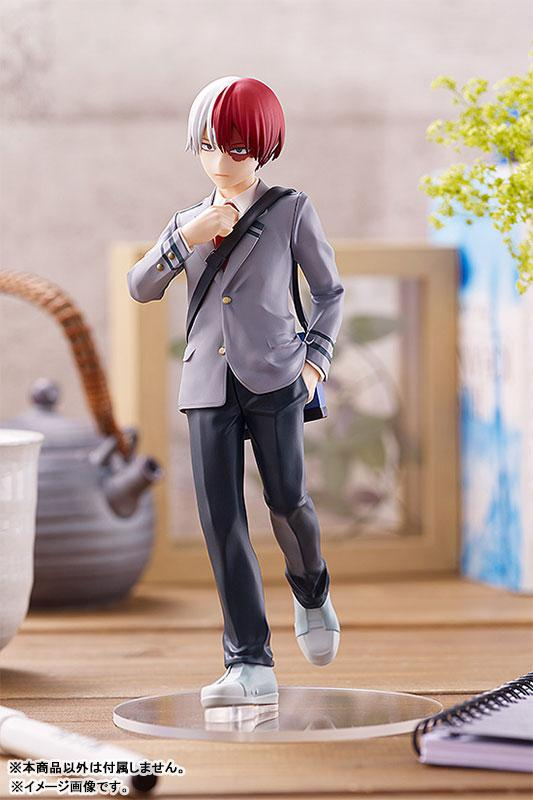 POP UP PARADE My Hero Academia Shoto Todoroki Complete Figure