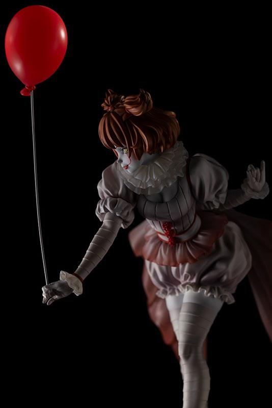HORROR BISHOUJO IT Pennywise (2017) 1/7 Complete Figure 13