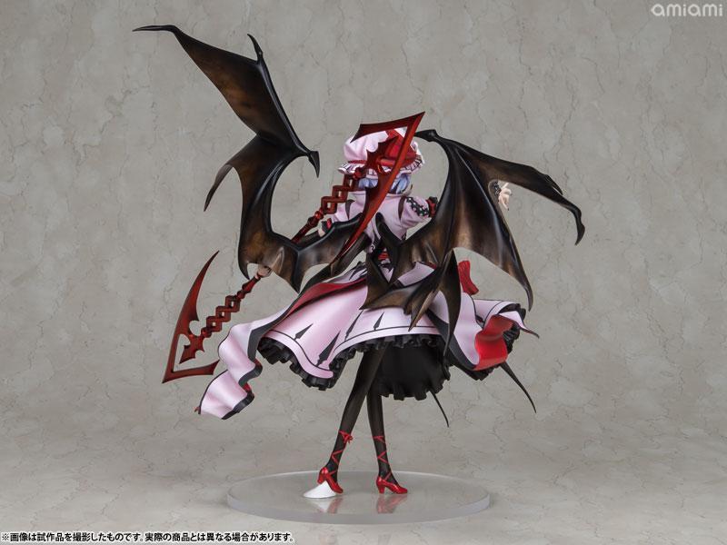 Touhou Project - Remilia Scarlet [Koumajou Densetsu Ver.] 1/8 Complete Figure 4