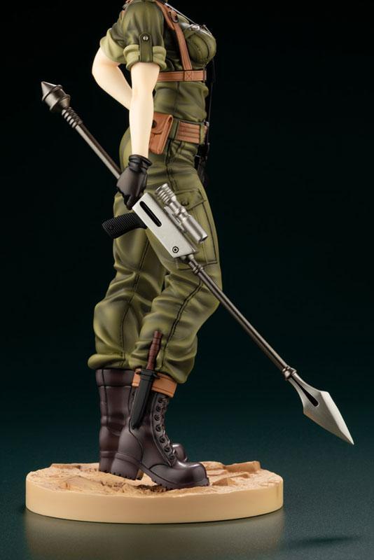 G.I.JOE Bishoujo Lady Jaye 1/7 Complete Figure 8