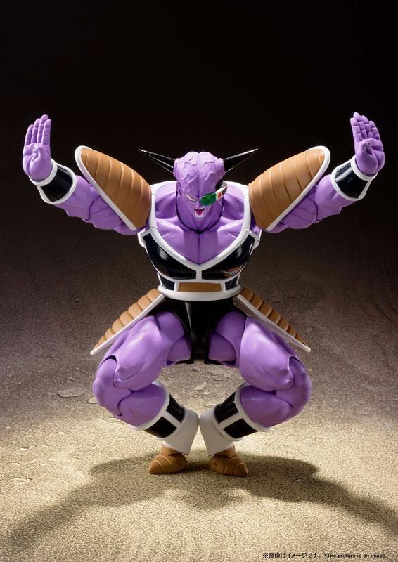 "S.H.Figuarts Ginyu ""Dragon Ball Z"" 2"
