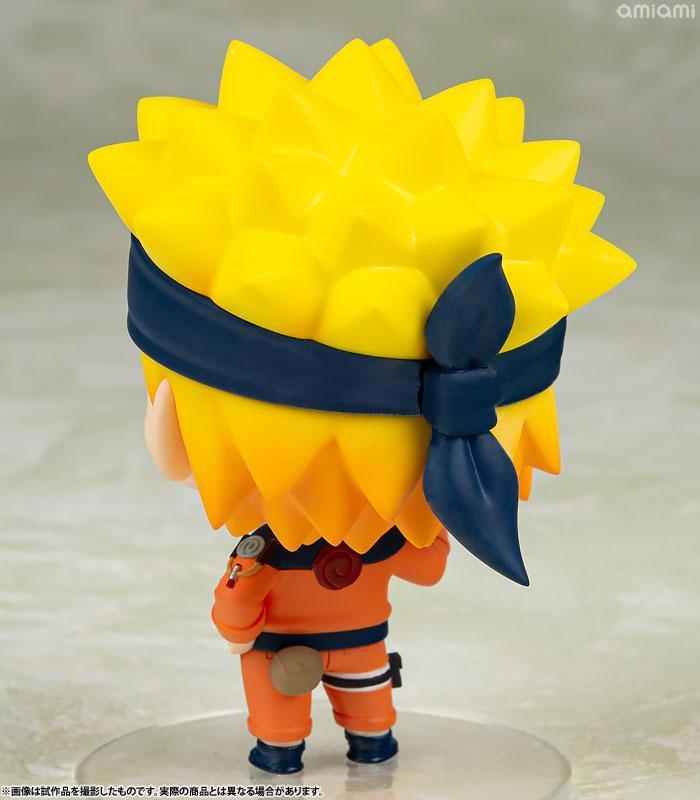 Chimi Mega Buddy Series! NARUTO Iruka Umino & Naruto Uzumaki Set 2