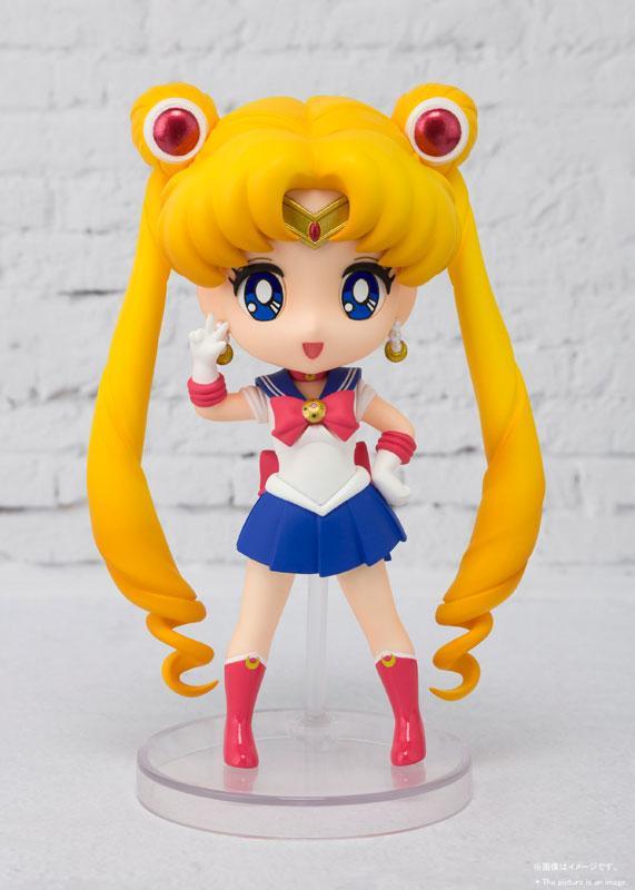 "Figuarts mini Sailor Moon ""Sailor Moon"" product"