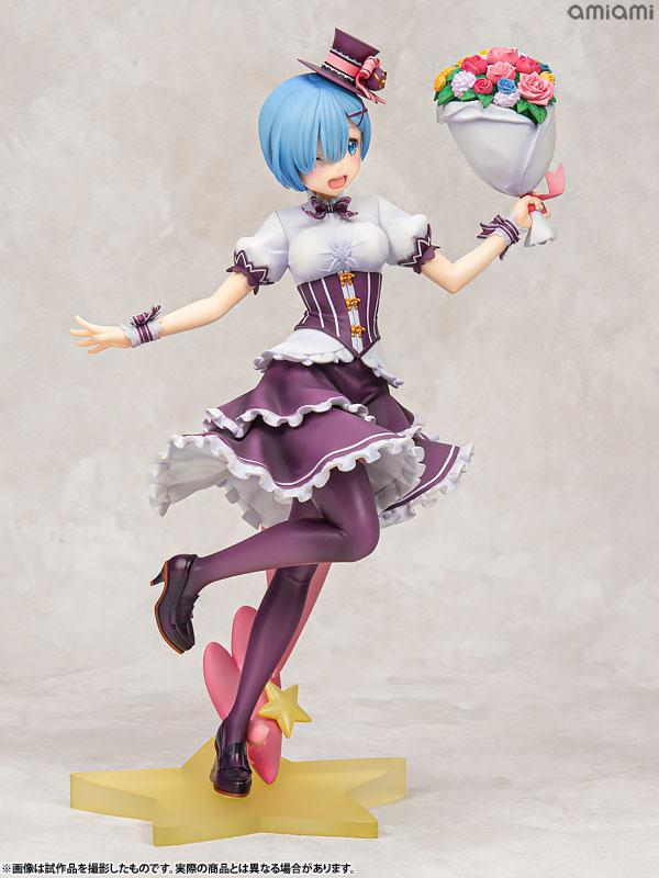 KDcolle Re:ZERO -Starting Life in Another World- Rem Birthday Ver. 1/7 Complete Figure 1