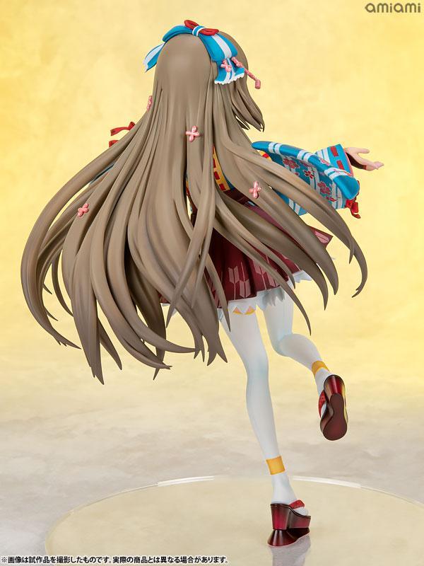 THE IDOLM@STER Cinderella Girls Yoshino Yorita Wadatsumi no Michibikite Ver. 1/7 Complete Figure 4