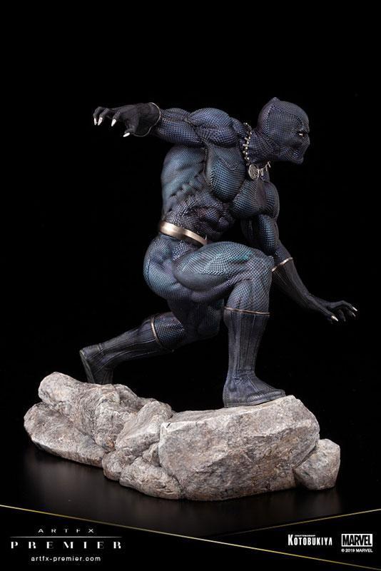 ARTFX PREMIER MARVEL UNIVERSE Black Panther 1/10 Easy Assembly Kit