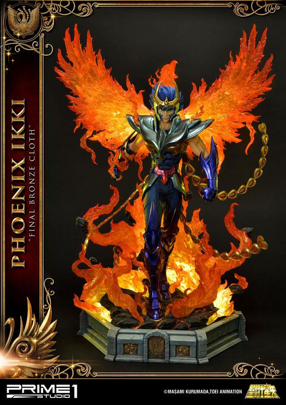 Premium Master Line / Saint Seiya: Phoenix Ikki 1/4 Statue product