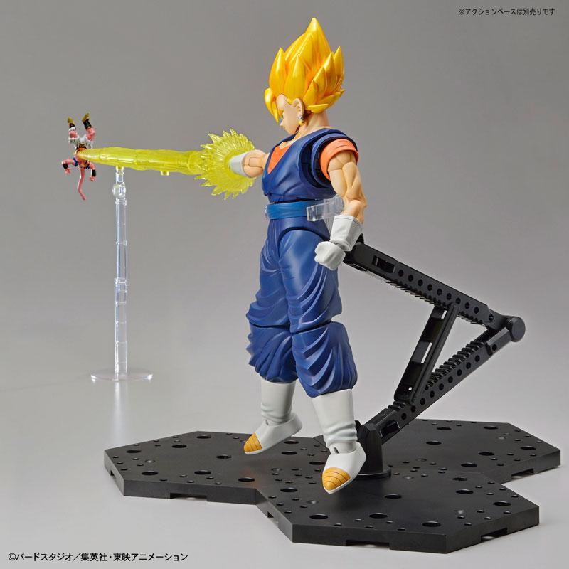 "Figure-rise Standard Super Saiyan Vegito (Renewal Ver.) Plastic Model ""Dragon Ball Z"" 9"