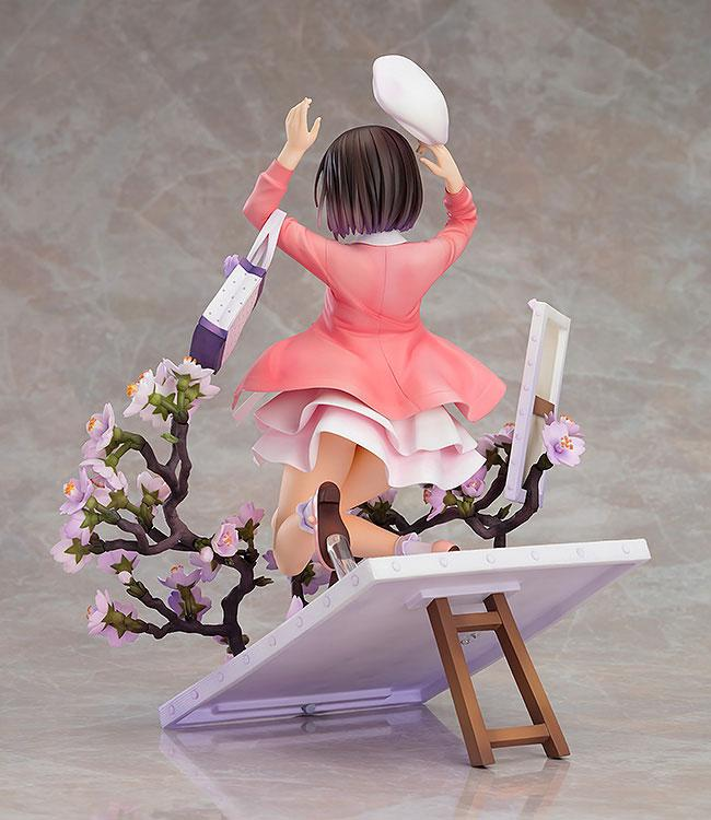Saekano: How to Raise a Boring Girlfriend Fine Megumi Kato First Meeting Outfit Ver. 1/7 Complete Figure 2