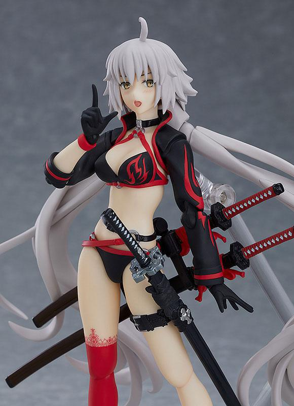 figma Fate/Grand Order Berserker/Jeanne d'Arc [Alter] 4