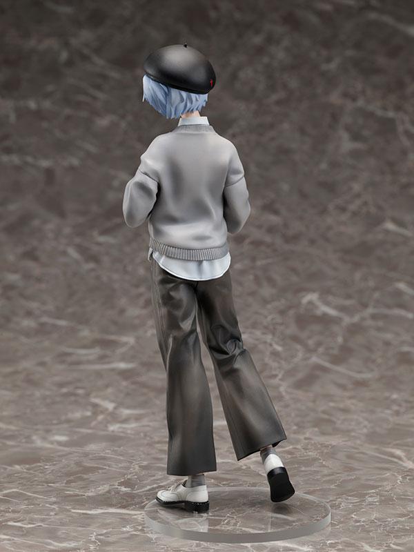 Evangelion (RADIO EVA) Rei Ayanami Ver.RADIO EVA 1/7 Complete Figure