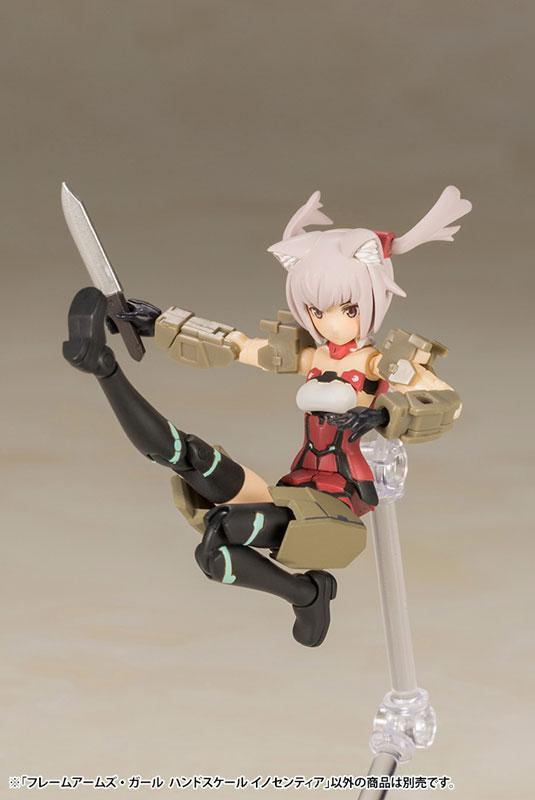 Frame Arms Girl Hand Scale Innocentia Plastic Model