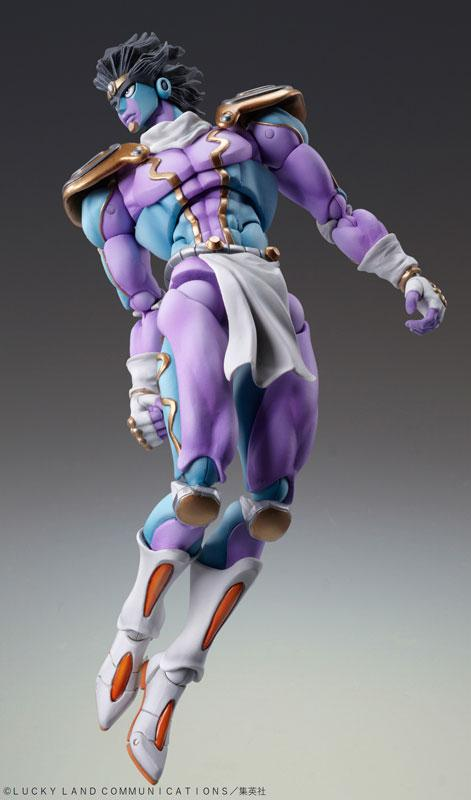 "Super Action Statue ""JoJo's Bizarre Adventure Part.IV"" Star Platinum Complete Figure 2"