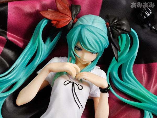 supercell feat. Hatsune Miku World Is Mine [Brown Frame] Complete Figure
