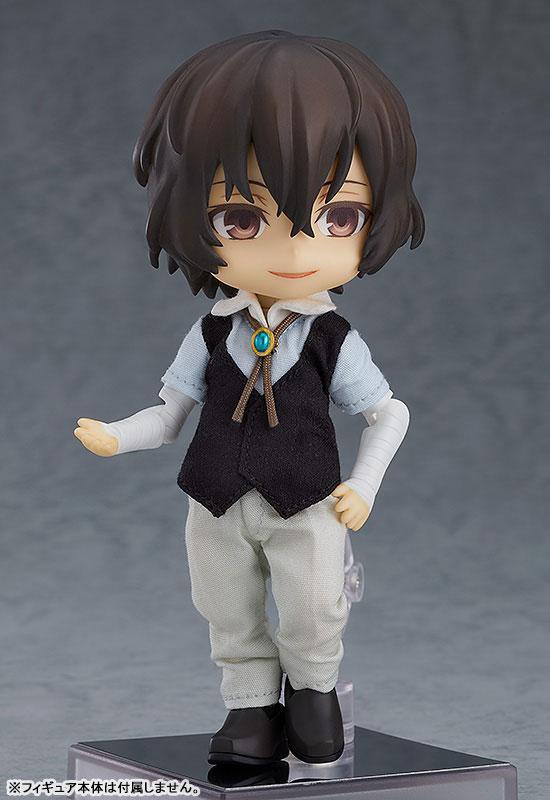 Nendoroid Doll: Outfit Set Bungo Stray Dogs Osamu Dazai