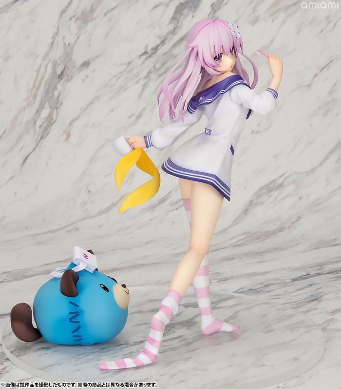 """Hyperdimension Neptunia """"Nepgear"""" Waking Up Ver. 1/8 Complete Figure"""