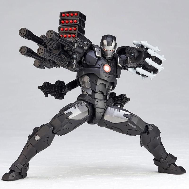 Figure Complex Amazing Yamaguchi No.016 War machine 5