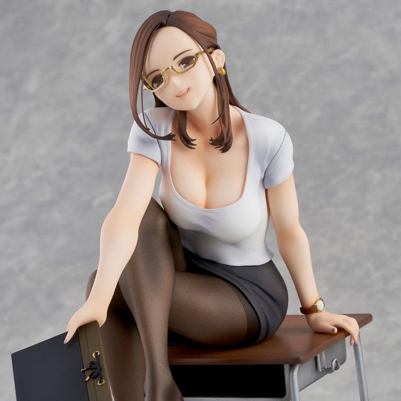 Miru Tights Gogatsubyou? Sensei ga Naoshite Ageyokka? Yuiko Sensei LIMITED edition. Complete Figure