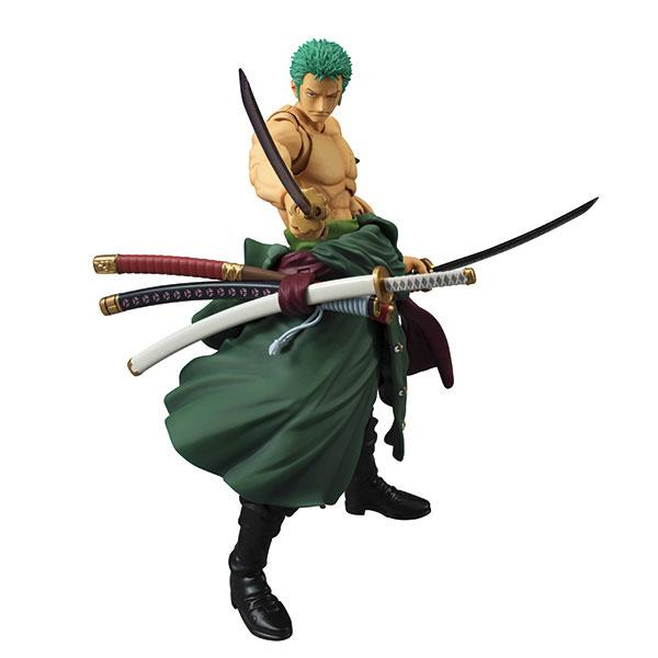 Variable Action Heroes ONE PIECE Roronoa Zoro Renewal Edition Action Figure product