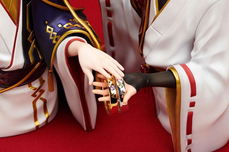 Statue and ring style Code Geass Lelouch Lamperouge & Suzaku Kururugi Ring #13 (Figure + Ring)