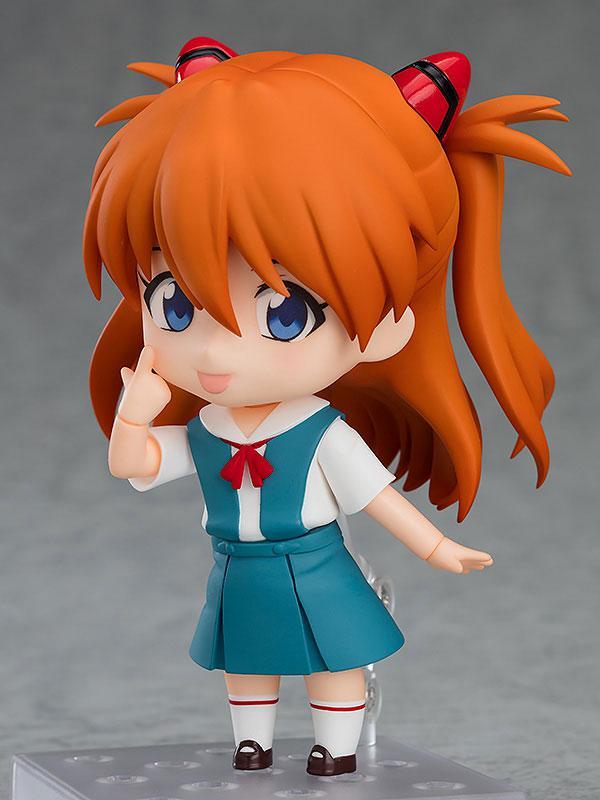 Nendoroid Rebuild of Evangelion Asuka Langley Shikinami