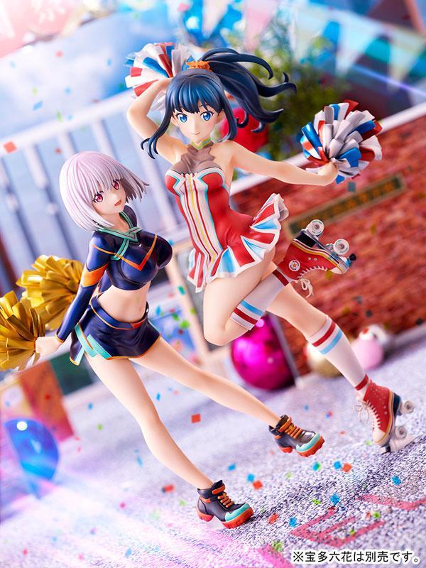 SSSS.GRIDMAN Akane Shinjo Cheerleader style 1/7 Complete Figure