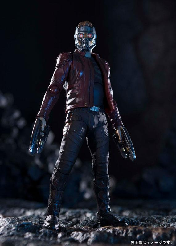 S.H. Figuarts Star-Lord (Avengers: Infinity War)