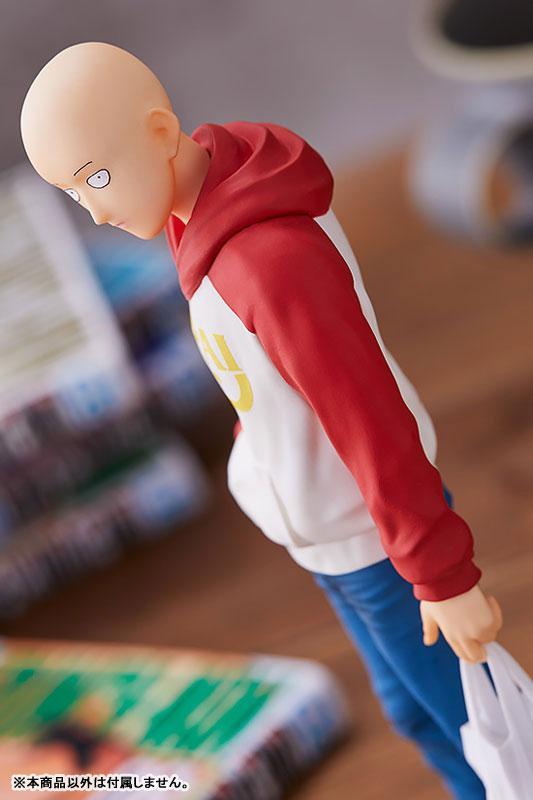 POP UP PARADE One-Punch Man Saitama OPPAI Hoodie Ver. Complete Figure 7