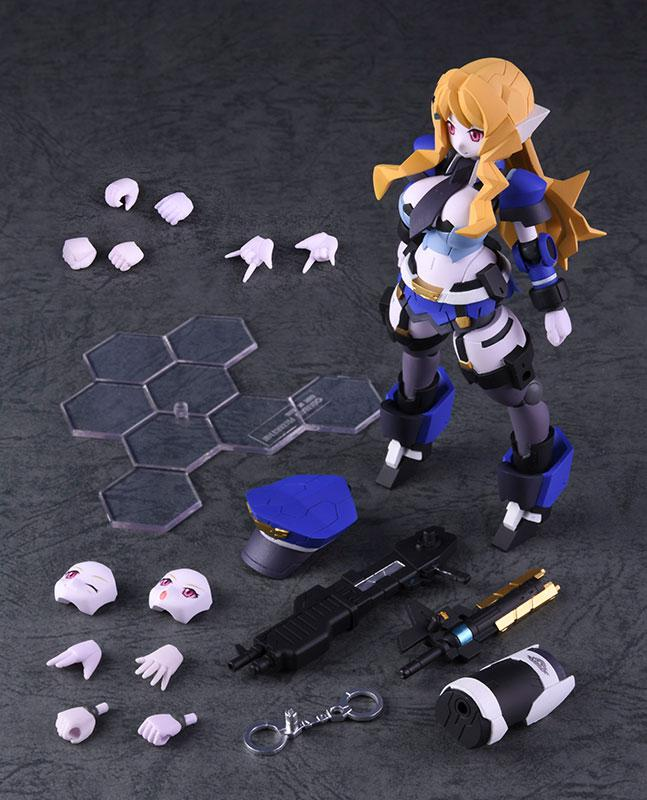Polynian Kelly Complete Model Action Figure