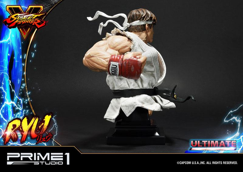 Premium Master Line Street Fighter V Ryu Ultimate 1/4 Statue 13