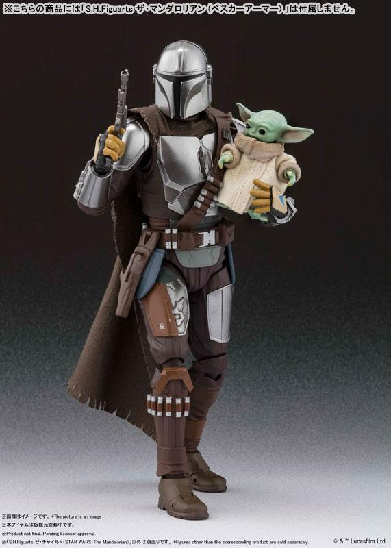 S.H.Figuarts The Child (STAR WARS: The Mandalorian)