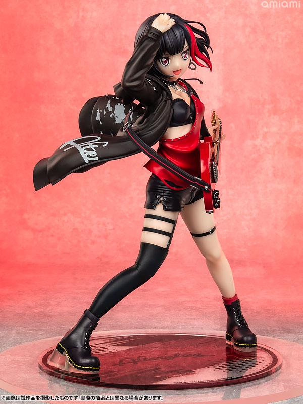 BanG Dream! Girls Band Party! VOCAL COLLECTION Ran Mitake from Afterglow 1/7 Complete Figure