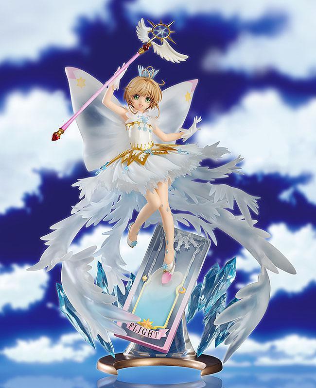 Cardcaptor Sakura: Clear Card Sakura Kinomoto Hello Brand New World 1/7 Complete Figure 5