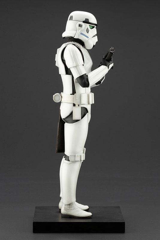 ARTFX Star Wars /A New Hope Stormtrooper A New Hope ver. 1/7 Easy Assembly Kit 5