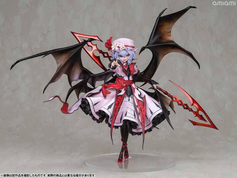 Touhou Project - Remilia Scarlet [Koumajou Densetsu Ver.] 1/8 Complete Figure main